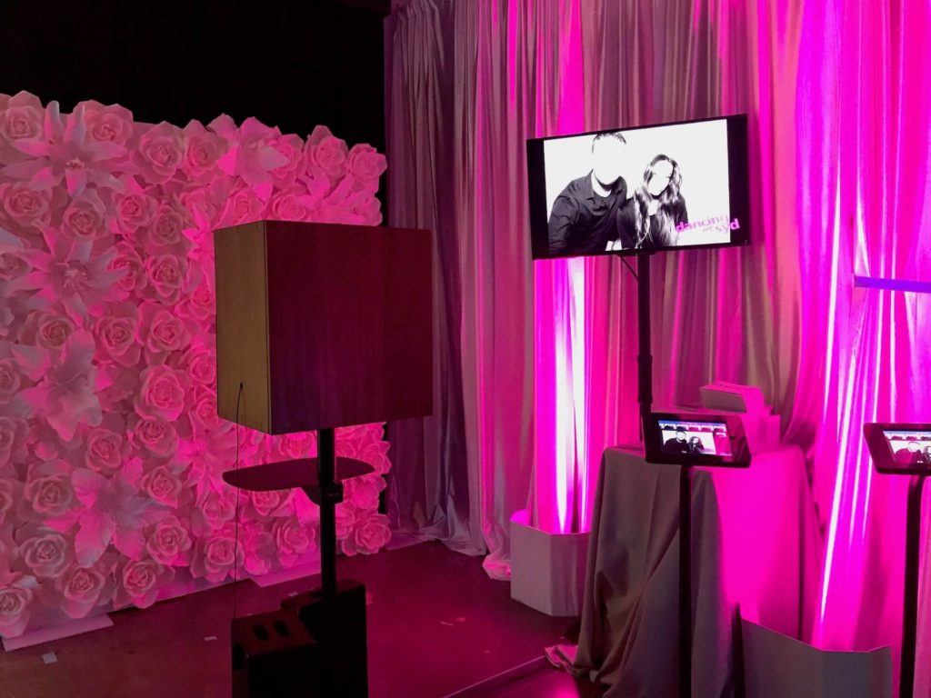 RUMOR Photo Booth